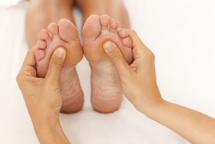 Refleksoterapia stóp