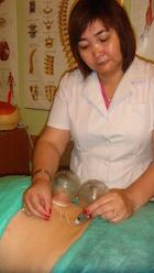 Enhke Choijo akupunktura