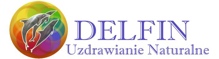 Terapie Naturalne, Opole, Ziołolecznictwo, Bioenergoterapia, Bioterapia, Masaże, Korekcja Kręgosłupa, Dietetyka, Kursy Silvy, Reiki - Ośrodek DELFIN Uzdrawianie Naturalne Logo