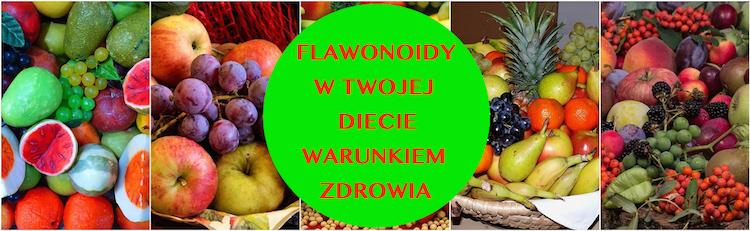 Flawonoidy w Twojej diecie warunkiem zdrowia