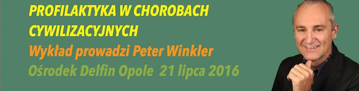 Profilaktyka w chorobach cywilizacyjnych Peter Winkler