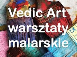 vedic art warsztaty malarskie